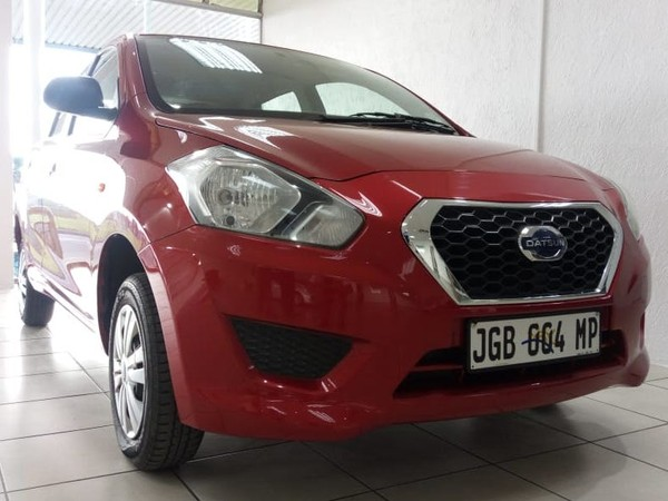 2016 Datsun Go 1.2 LUX AB North West Province Brits_0