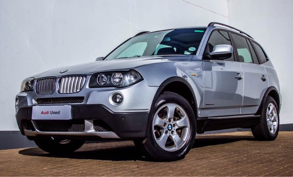 2010 BMW X3 Xdrive30d At  Gauteng Johannesburg_0