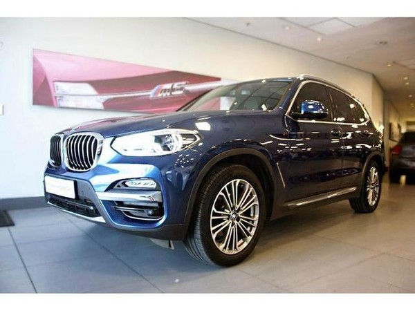 2018 BMW X3 xDRIVE 20d Luxury Line G01 Gauteng Four Ways_0