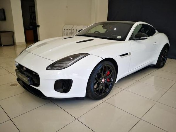2019 Jaguar F-TYPE 2.0i4 Coupe Auto Gauteng Bedfordview_0