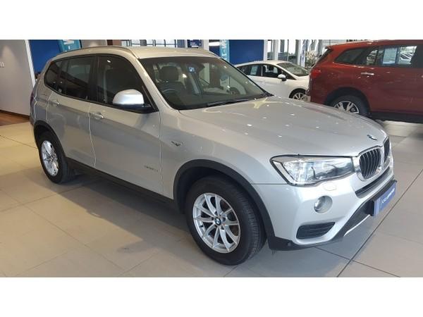 2016 BMW X3 xDRIVE20d Auto Kwazulu Natal Empangeni_0
