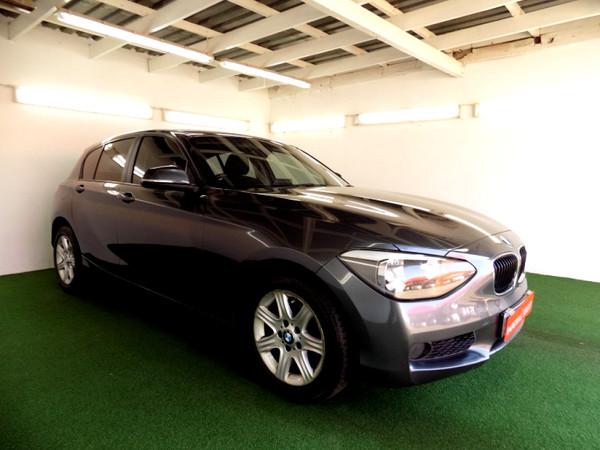 2014 BMW 1 Series 118i 5dr At f20  Gauteng Boksburg_0