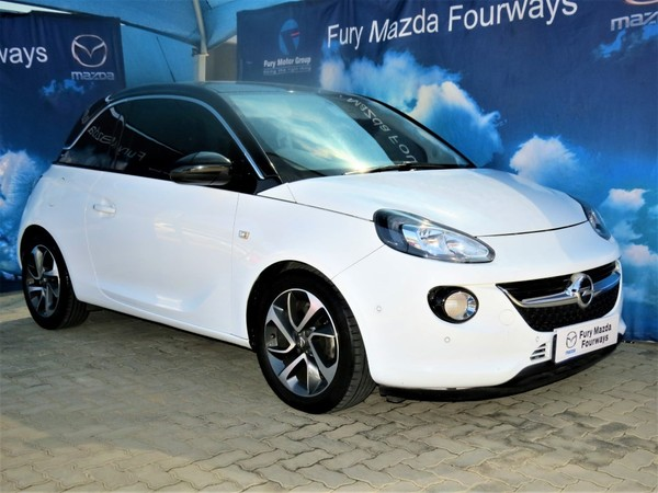 2015 Opel Adam 1.0T JAM 3-Door Gauteng Four Ways_0