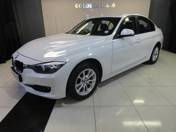 2012 BMW 3 Series 320i f30  Gauteng Pretoria_0