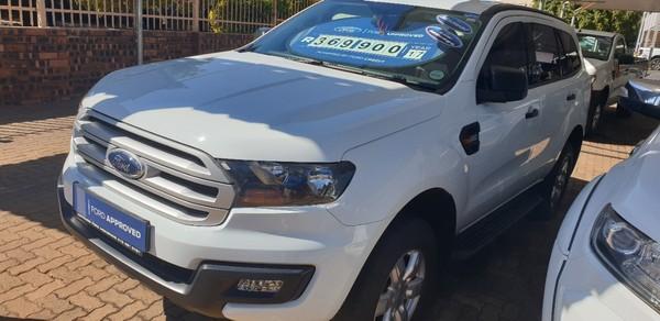 2017 Ford Everest 2.2 TDCi XLS 4X4 Limpopo Mokopane_0