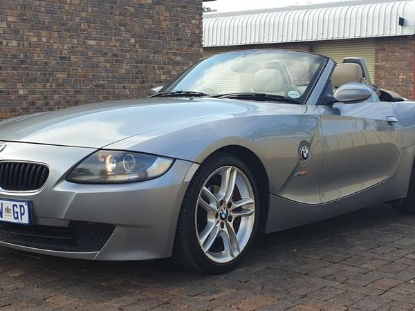 2006 BMW Z4 2.0I ROADSTER MANUAL ONLY 125 000 KM Gauteng Kempton Park_0