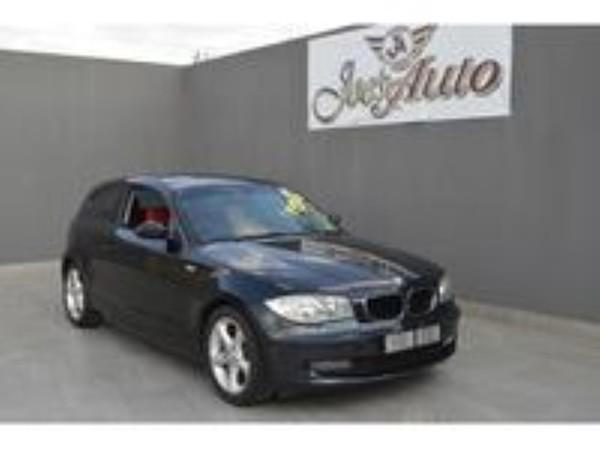 2010 BMW 1 Series 118i 3dr At e81  Gauteng Vereeniging_0