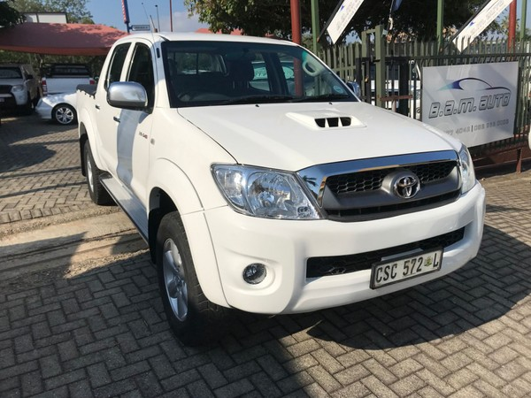 2008 Toyota Hilux 3.0 D-4d Raider Rb Pu Dc  Mpumalanga Nelspruit_0