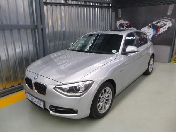 2012 BMW 1 Series 118i 5dr At f20  Gauteng Pretoria_0