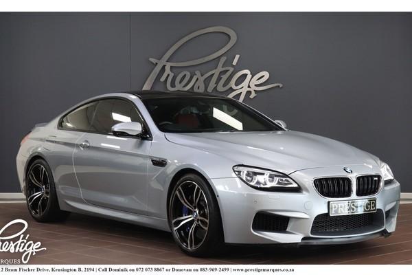 2015 BMW M6 Competition Package  Gauteng Randburg_0