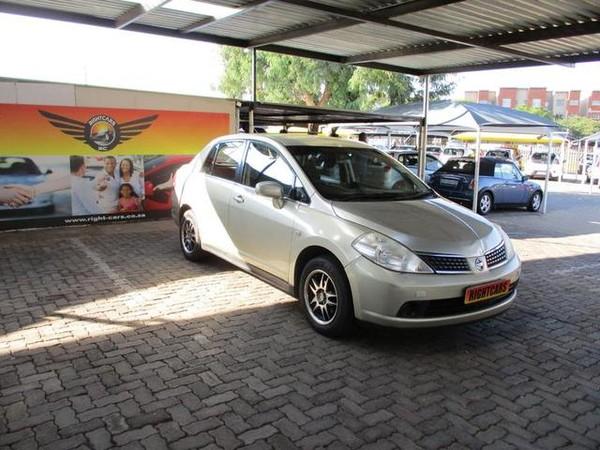 2006 Nissan Tiida 1.6 Visia MT Sedan Gauteng North Riding_0