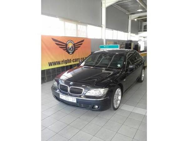 2005 BMW 7 Series 740i e65  Gauteng North Riding_0