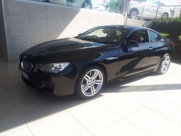 2011 BMW 6 Series 640d Coupe f13  Mpumalanga Witbank_0