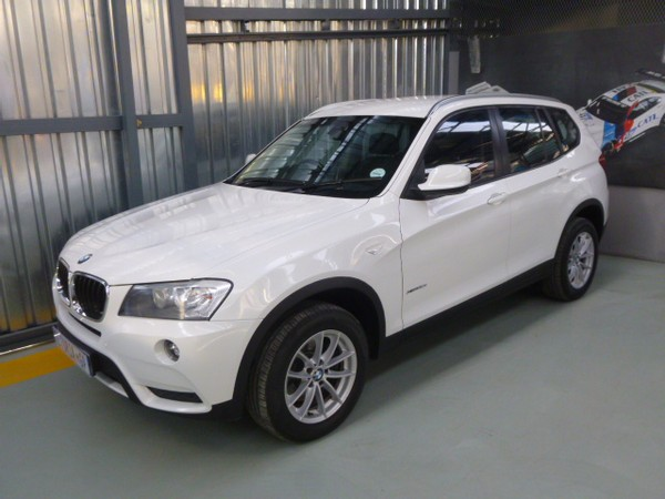 2012 BMW X3 Xdrive20i  Gauteng Pretoria_0