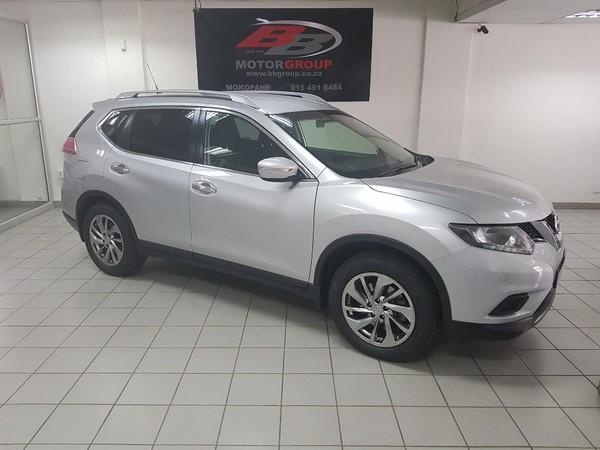 2015 Nissan X-trail 2.0 XE T32 Limpopo Mokopane_0