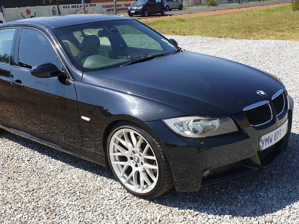 2007 BMW 3 Series 330i At e90  Gauteng Lenasia_0