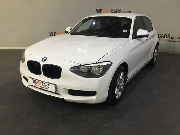 2012 BMW 1 Series 116i 5dr f20  Western Cape Cape Town_0