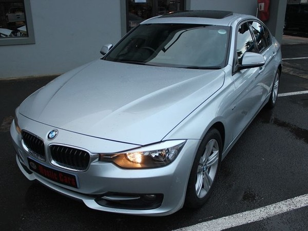 2013 BMW 3 Series 320i Luxury Line At f30  Kwazulu Natal Durban_0