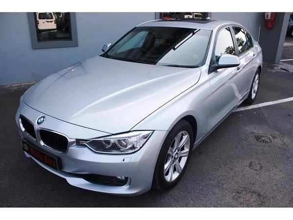 2014 BMW 3 Series 320i At f30  Kwazulu Natal Durban_0