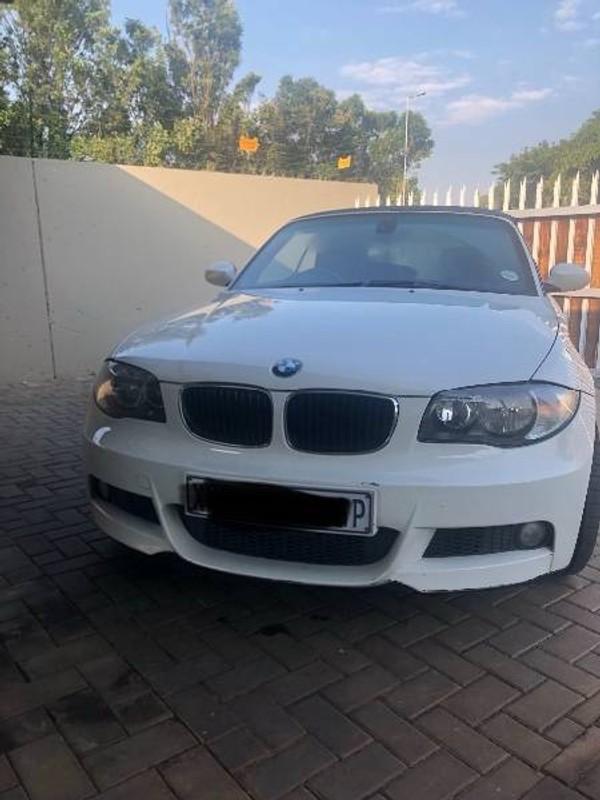 2008 BMW 1 Series 125i Convert Sport  Gauteng Midrand_0