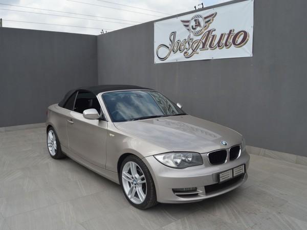 2011 BMW 1 Series 125i Convert Sport At  Gauteng Vereeniging_0
