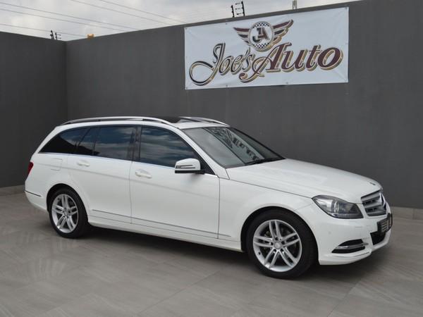 2013 Mercedes-Benz C-Class C200 Cdi Estate Elegance At  Gauteng Vereeniging_0