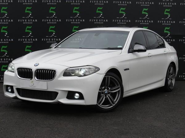 2014 BMW 5 Series 520D Auto M Sport Gauteng Johannesburg_0