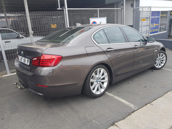 2010 BMW 5 Series 530d At f10  Gauteng Johannesburg_0