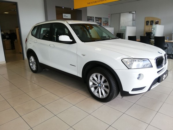 2014 BMW X3 Xdrive20d At  Kwazulu Natal Durban_0