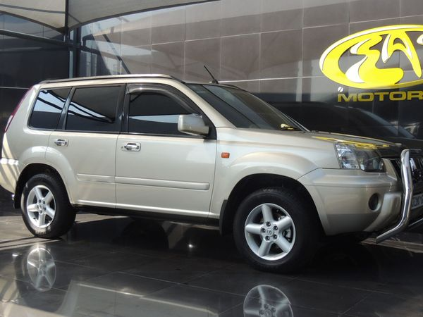2003 Nissan X-trail 2.5 At r39  Gauteng Vereeniging_0