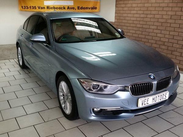 2013 BMW 3 Series 320i Luxury Line At f30  Gauteng Edenvale_0