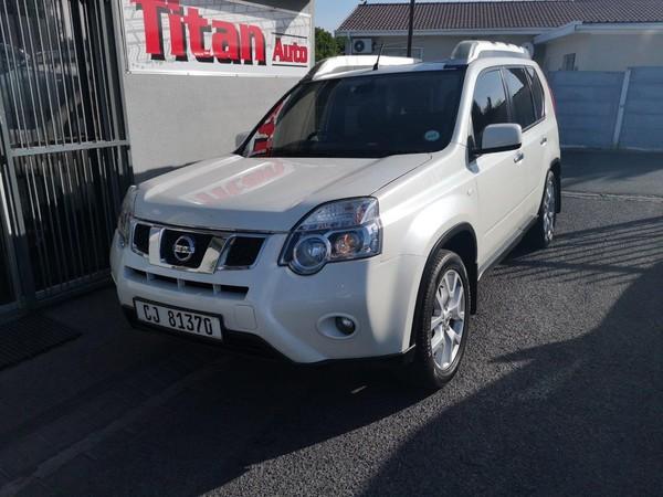 2013 Nissan X-trail 2.5 Cvt Le r81r87  Western Cape Kuils River_0