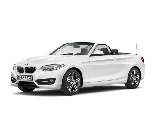 2016 BMW 2 Series 220i Convertible Sport Line Auto F23 Western Cape Claremont_0