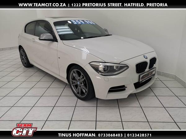 2014 BMW 1 Series M135i 3dr At f21  Gauteng Pretoria_0