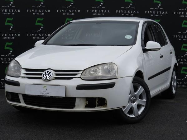 2006 Volkswagen Golf 1.9 Tdi Comfortline  Gauteng Johannesburg_0