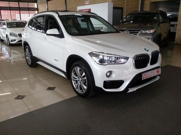 2016 BMW X1 sDRIVE20i Auto Kwazulu Natal Pietermaritzburg_0