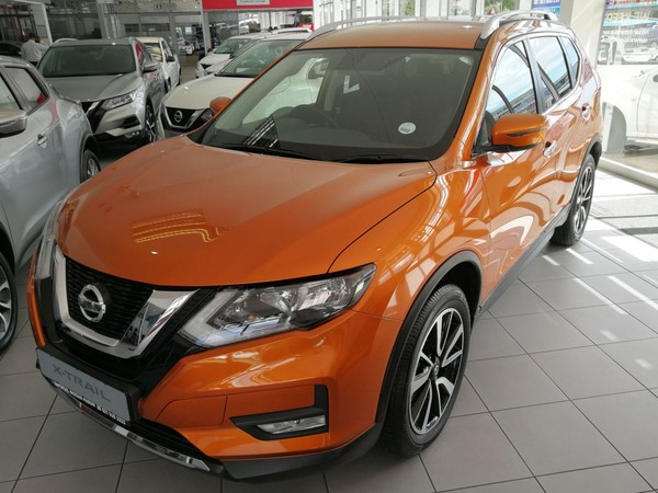2019 Nissan X-Trail 2.5 Acenta PLUS 4X4 CVT 7S Western Cape Parow_0