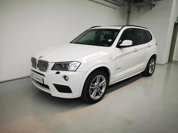 2012 BMW X3 Xdrive 3.0d At  Gauteng Midrand_0