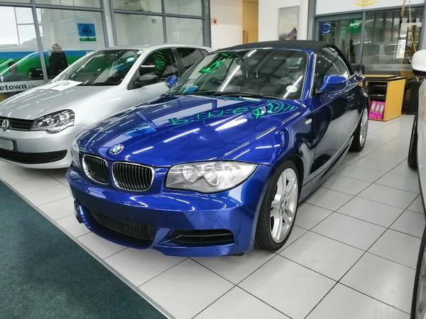 2011 BMW 1 Series 135i Convertible At  Kwazulu Natal Pinetown_0
