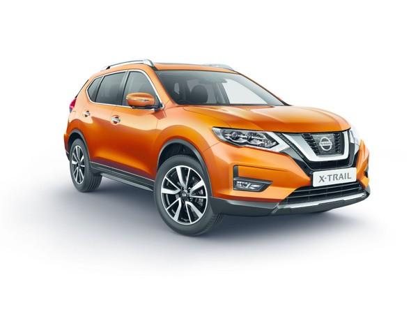 2019 Nissan X-Trail 2.5 Acenta 4X4 CVT Western Cape Parow_0