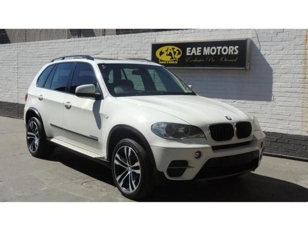2010 BMW X5 Xdrive30d At  Gauteng Vereeniging_0