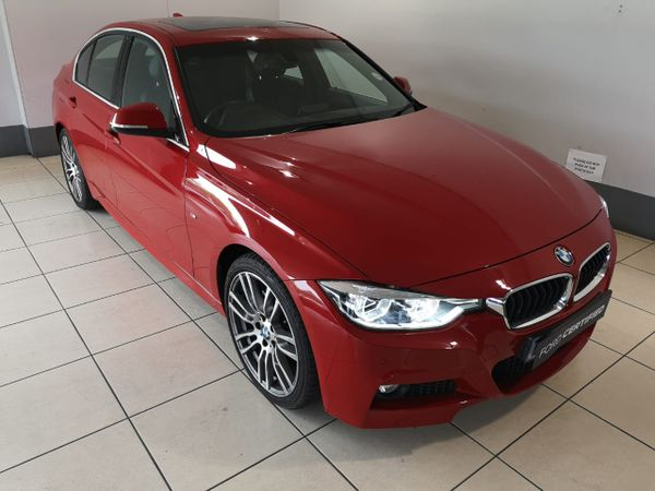2015 BMW 3 Series 320i M Sport Auto Gauteng Johannesburg_0
