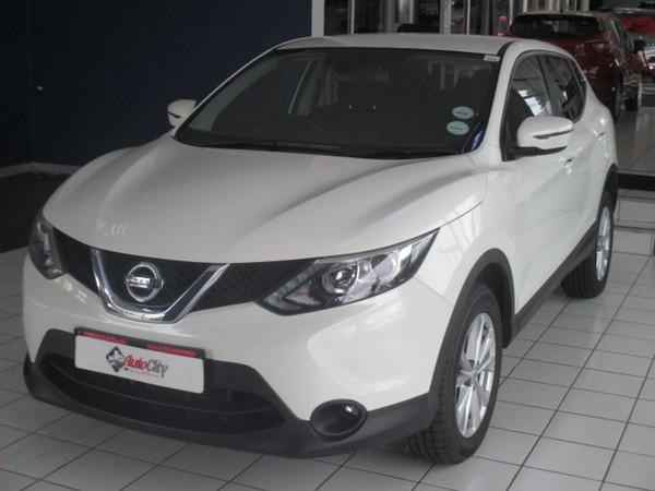 2017 Nissan Qashqai 1.2T Acenta CVT Gauteng Nigel_0