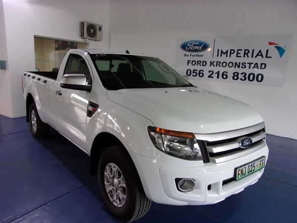 2013 Ford Ranger 3.2TDCi XLS Single cab Bakkie Free State Kroonstad_0