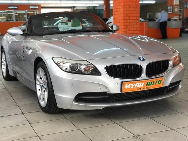 2012 BMW Z4 Sdrive20i At  Western Cape Cape Town_0