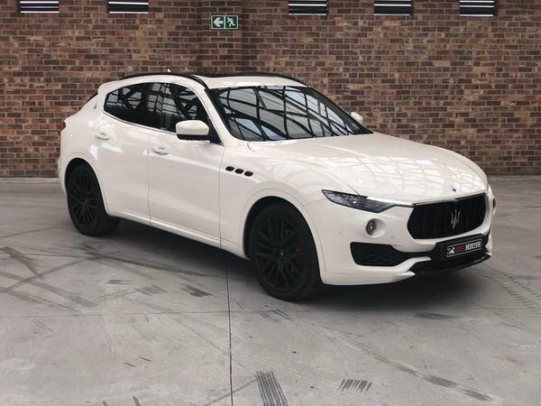 2018 Maserati Levante Diesel Gauteng Edenvale_0