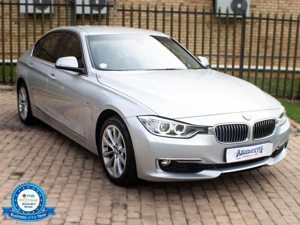 2013 BMW 3 Series 320i Luxury Line At f30  Gauteng Roodepoort_0