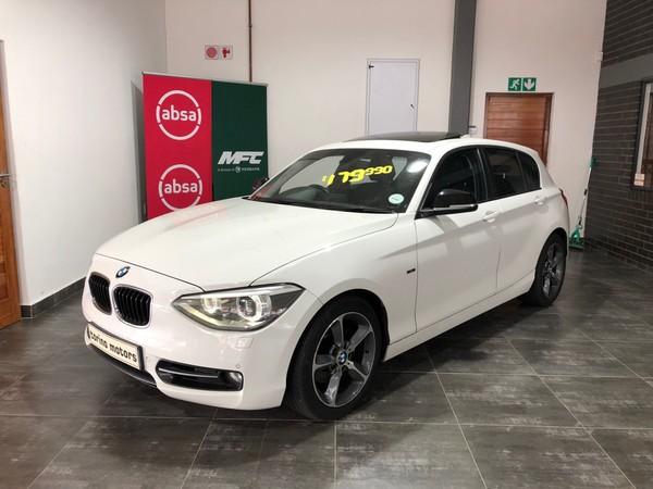 2012 BMW 1 Series 118i Sport Line 5dr f20  Kwazulu Natal Durban_0