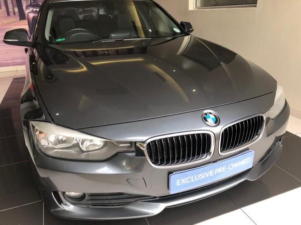 2014 BMW 3 Series 316i Auto Gauteng Midrand_0
