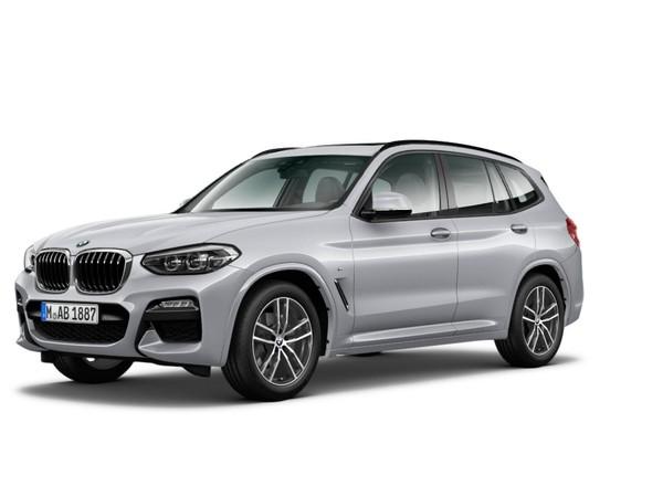 2018 BMW X3 xDRIVE 20d M-Sport G01 Western Cape Claremont_0